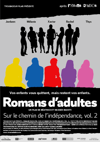 Romans d'Adultes 2017