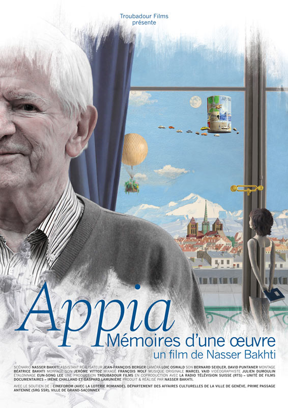 Appia, memories of a painter